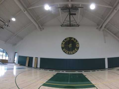 Paly Gym Job Walk 4-26-2017