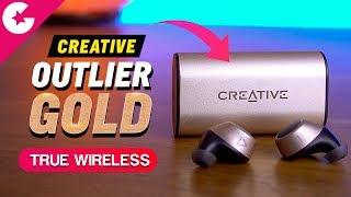 Creative Outlier Gold Review - Best True Wireless Earphones (2019)