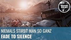 Fade to Silence im Test: Niemals stirbt man so ganz