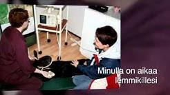 Eläinlääkäri Vaajakoski Halssilanrinteen Eläinlääkäriasema / Eläinlääkäri Marja Mallat