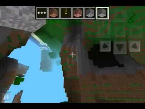 AMPLIFIED MINECRAFT PE WORLD! - Minecraft PE Seed Review