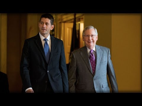 YOU'RE FIRED! What Paul Ryan & Mitch McConnell just did to TRUMP proves they're TRAITORS TO AMERICA!