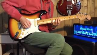 Tokai Silver Star ss40 Stratocaster (Japan 1979) Demo Review