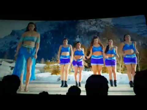 Katamarayudu video song pawan super dance