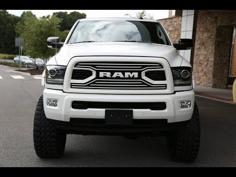NEW 2019 Dodge Ram 2500 LARAMIE 3255. NEW generations. Will be made in 2019.