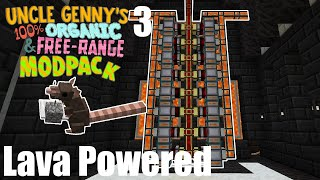 Uncle Gennys 100% Organic and Free Ranged Modpack SMP - Episode 3