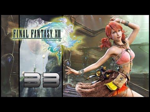 Guia Final Fantasy XIII (PS3) Parte 33 - La Quinta Arca