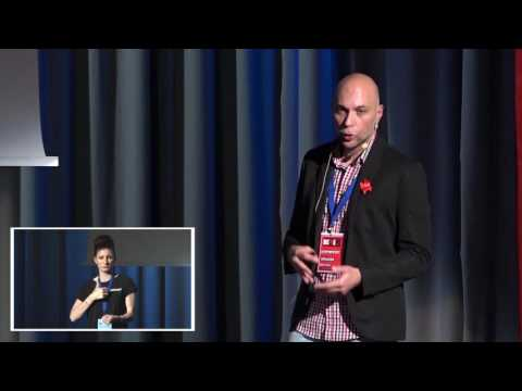 We have to believe in ourselves | Evangelos Katsioulis | TEDxUniversityofIoannina