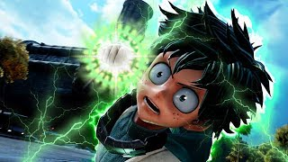 Baixar ONE FOR ALL! FULL COWL 8%! Deku Online Gameplay - Jump Force