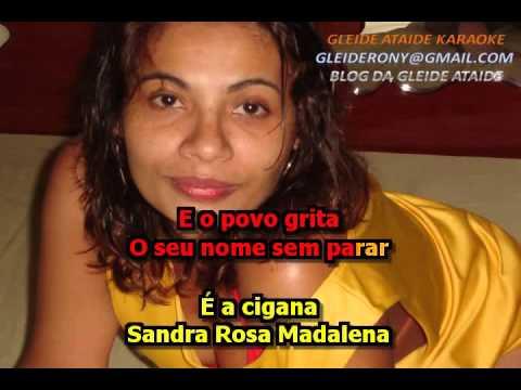 SANDRA ROSA MADALENA SIDNEY MAGAL KARAOKE