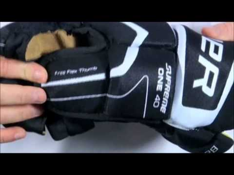 Bauer Supreme One 40 Hockey Glove