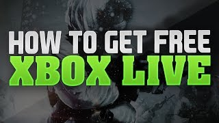 how to get free unlimited xbox live gold voiceless february 2016