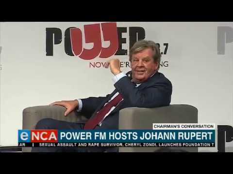 Power FM's Chairmans' interview