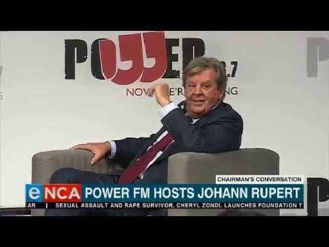 Power FM's Chairmans' interview