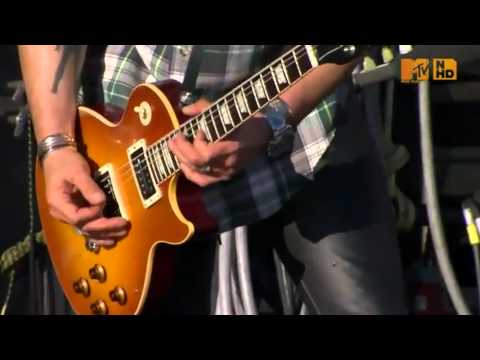 Slash & Myles Kennedy – Sweet Child Of Mine Live [HD] Rock am Ring 2010