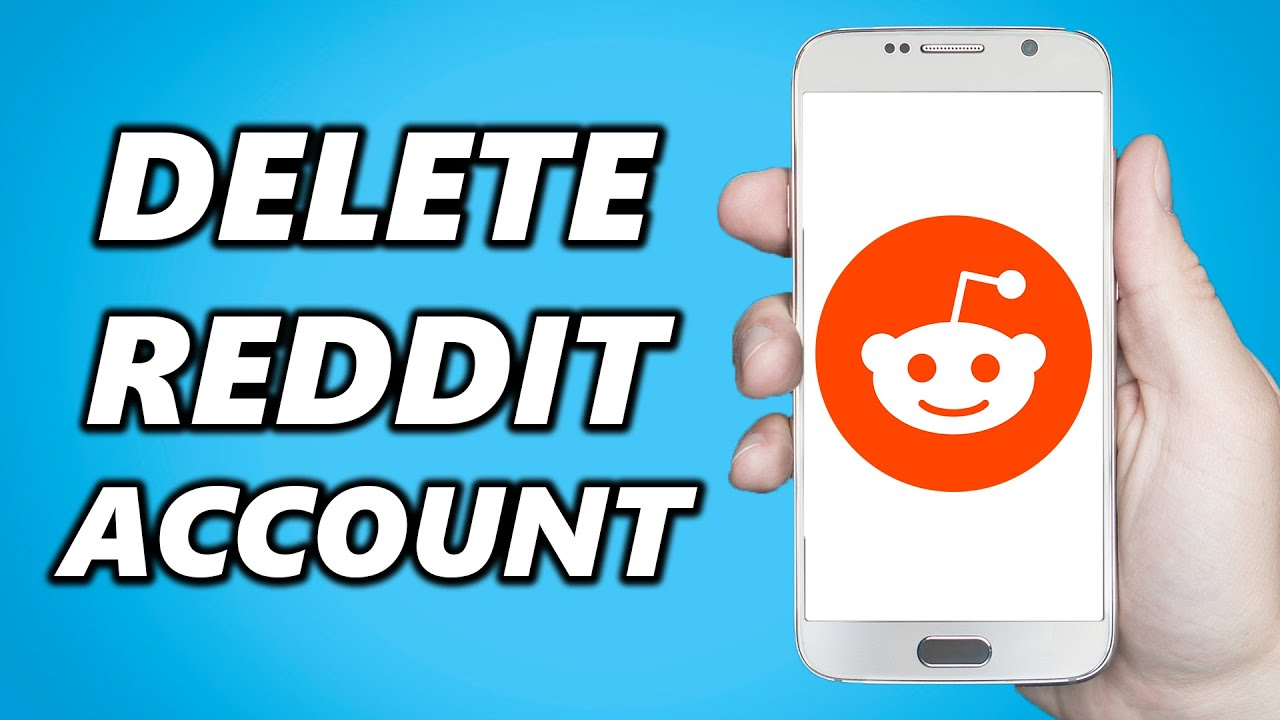 How to Delete Reddit Account on Android/IOS!