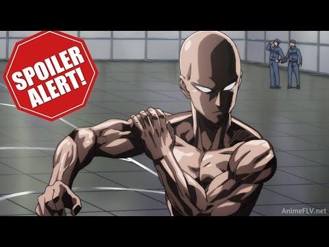 Saitama | Examen de heroe | One Punch Man