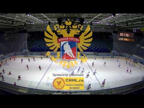ХК ЦФО - ХК Москва (19.11.16)