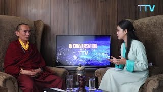"""""""In Conversation with Tibet TV"""""""
