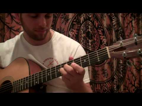 Sand Garden by Ray Bennett (Loop Pedal Acoustic Guitar)