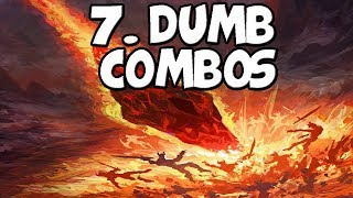 7 Very Dumb Ways To Kill Your Opponent [Hearthstone] Blood Magic - Standard