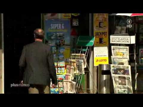 Western-Union Eine Aufforderung zum Betrug (ARD Plusminus 31.07.14)
