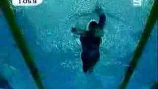 Ian Thorpe 200M freestyle @ Commonwealth games trials