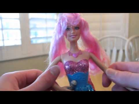 Barbie the Princess and the Popstar Tori Doll Review