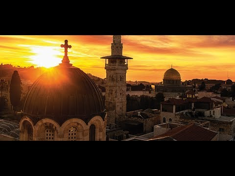 Jerusalem | Walk Through the City of gold – تجول في مدينة  القدس