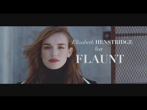 Elizabeth Henstridge Flaunt Magazine