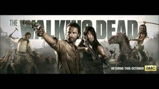 "The Walking Dead Season 4 Trailer Soundtrack ""Serpents"" by Sharon Van Etten w/ Lyrics (HD)"