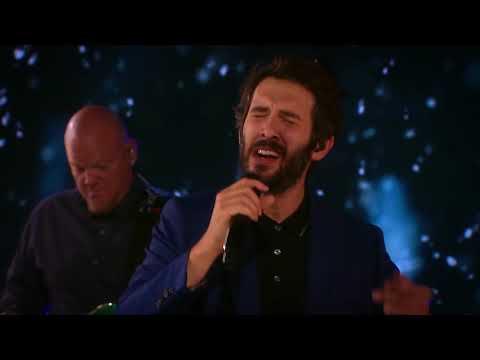 Смотреть клип Josh Groban - Celebrate Me Home