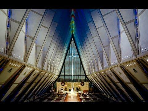 Devin & Adam's Highlight Film: A Christmas USAFA Chapel Wedding