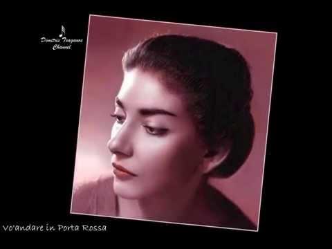 √♥ O Mio Babbino Caro √ Gianni Schicchi & Giacomo Puccini √ Maria Callas √ Lyrics