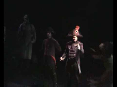 Les Miserables-Berlin : Fantine's Arrest