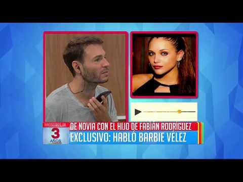 Barbie Vélez enamorada de Lucas Rodríguez: Hablaron ella y sus padres