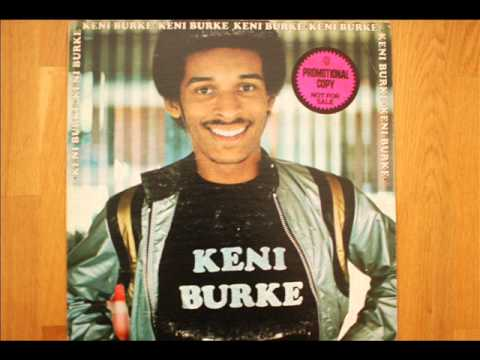You are all mine Keni Burke