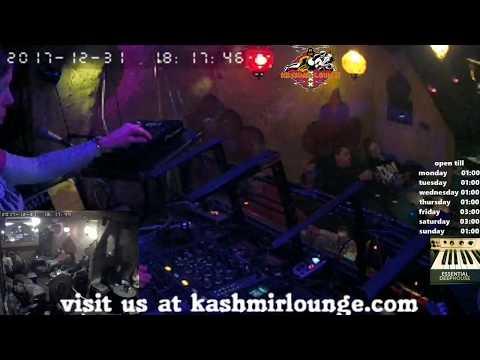 Dj Rossa New Years Eve @ Radio Kashmir Lounge Live Stream