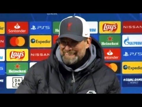 RB Leipzig 0-2 Liverpool - Jurgen Klopp - Post-Match Press Conference - Champions League