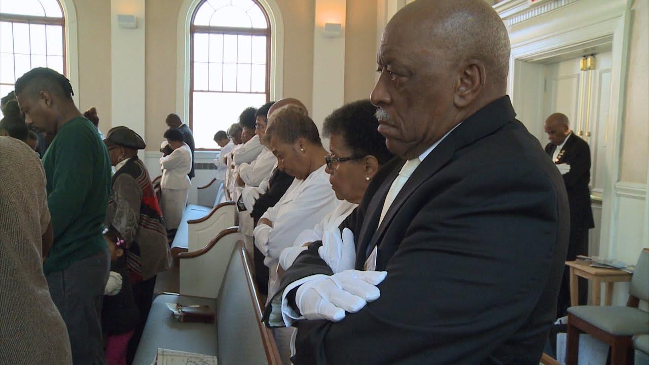 Church Ushers