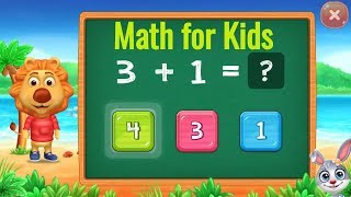 Learn Math For Kids | Addition And Subtraction | Math Games