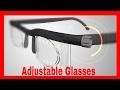 Adjustable Glasses Hot Adjustable Dial Eye Glasses Vision Reader Glasses