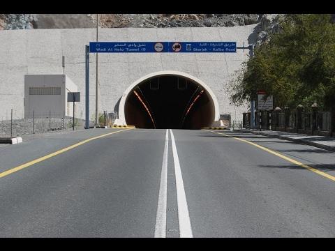 kalba road to Dubai