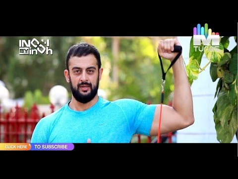 Arunoday Singh's Workout | Inch By Inch | MTunes HD
