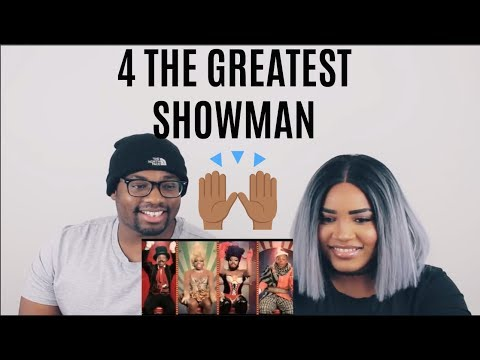 Todrick Hall - 4 The Greatest Showman| REACTION