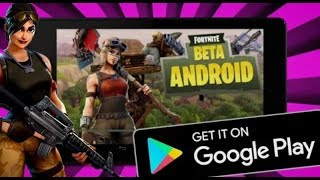FORTNITE MOBILE - HOW TO GET FORTNITE IN GOOGLE PLAY STORE !!! China