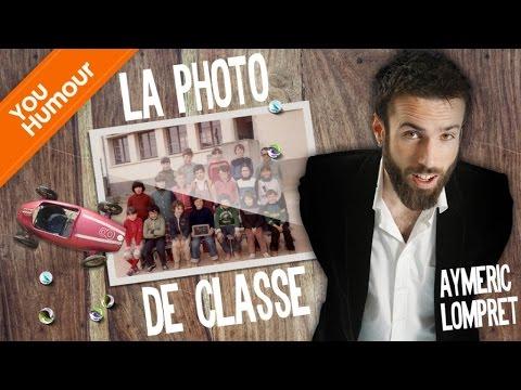 AYMERIC LOMPRET - La photo de classe