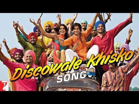 Discowale Khisko  Song | Dil Bole Hadippa | Shahid Kapoor | Rani Mukerji | KK | Sunidhi | Rana