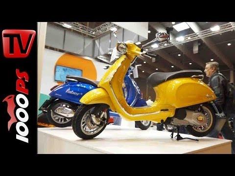 Produktvorstellung | Vespa Sprint 2014