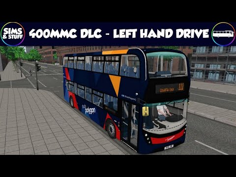OMSI 2 - 400MMC DLC - Drive In The Now Updated Version - LHD - Hamburg Modern - Omsi Monday |